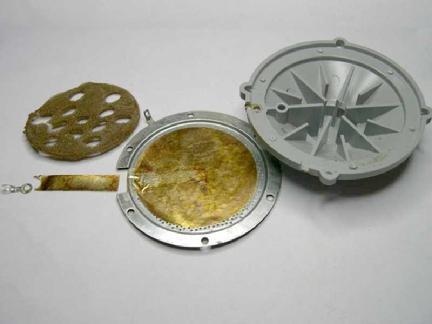 Electrostatic Tweeter Repair for Antique Radio 2